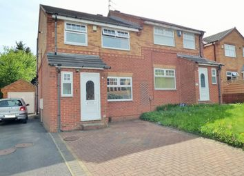 Thumbnail 3 bed semi-detached house for sale in Bootham Park, Daisy Hill, Bradford