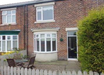Thumbnail 2 bed terraced house to rent in Windsor Avenue, Spennymoor