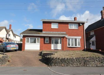 Thumbnail 3 bed detached house for sale in Fontygary Road, Rhoose, Barry