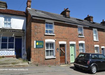 Thumbnail 2 bed cottage for sale in Churchgate Street, Old Harlow, Essex