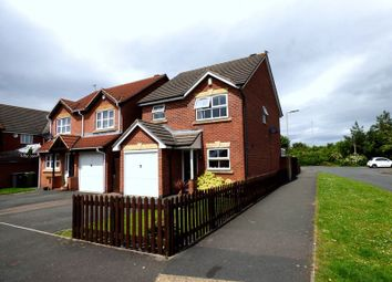Thumbnail 3 bed detached house for sale in The Oaks, Abbeymead, Gloucester