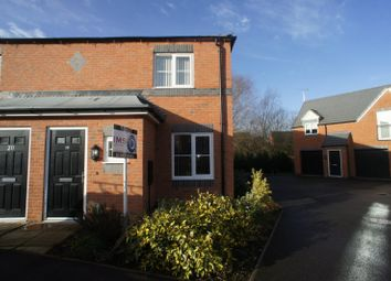 Thumbnail 1 bed semi-detached house to rent in Rother Close, Hilton, Derby