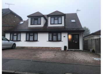 Thumbnail 5 bed detached house for sale in Page Road, Bowers Gifford