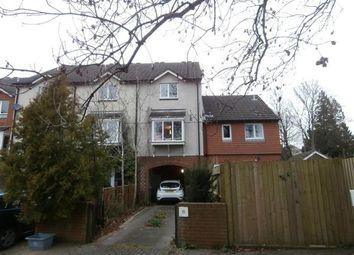 Thumbnail 3 bed town house to rent in Berkeley Close, Shirley, Southampton