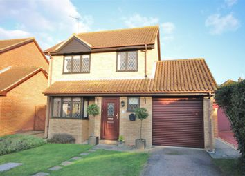 Thumbnail 3 bed detached house for sale in Bushell Way, Kirby Cross, Frinton-On-Sea