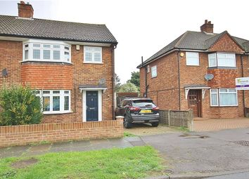 Thumbnail 3 bedroom semi-detached house to rent in Wolsey Road, Sunbury-On-Thames, Middlesex