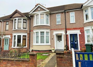 Thumbnail 3 bed terraced house for sale in Cranford Road, Coundon, Coventry