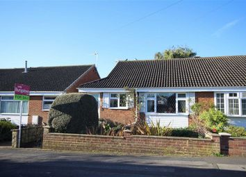 Thumbnail 2 bed semi-detached bungalow for sale in Coleridge Close, Royal Wootton Bassett, Wiltshire