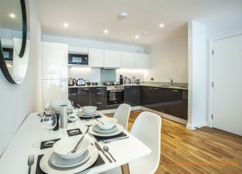 Thumbnail 2 bed flat to rent in Tinderbox House, Octavius Street, Deptford