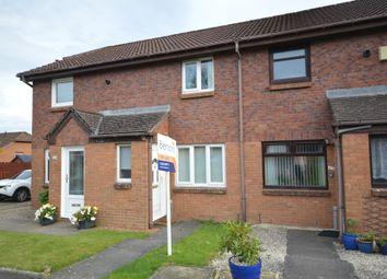 Thumbnail 2 bed terraced house for sale in Millburn Gardens, East Kilbride, Glasgow