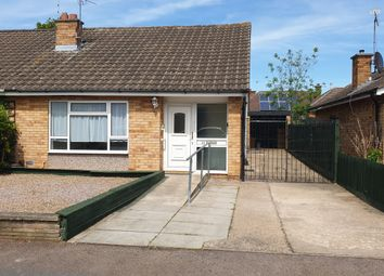 Thumbnail 2 bed semi-detached house for sale in Coles Close, Leicester