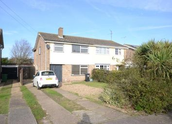 3 bed semi-detached house for sale in Southminster, Essex, . CM0