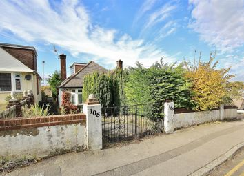 Thumbnail 2 bed detached house for sale in Churchill Road, Parkstone, Poole