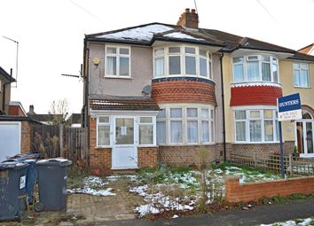Thumbnail 3 bed semi-detached house for sale in The Avenue Greater London, Pinner, Middlesex