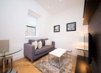 Thumbnail 1 bed flat to rent in 1 Metropolitan Crescent, Crescent Lane, London