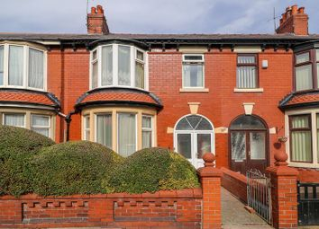 Thumbnail 3 bed terraced house for sale in Grange Road, Blackpool