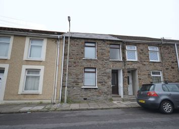 Thumbnail 2 bed terraced house to rent in Meadow Street, Pontycymer, Bridgend