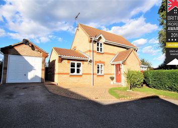 Thumbnail 4 bed detached house for sale in Graysons Close, Rayleigh