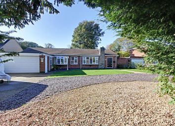 Thumbnail 3 bed detached bungalow for sale in Westoby Lane, Barrow-Upon-Humber