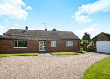 Thumbnail 3 bedroom bungalow for sale in Martin Road, Timberland, Lincoln, Lincolnshire