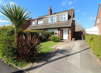 Thumbnail 3 bedroom semi-detached house for sale in Denbigh Close, Hazel Grove, Stockport