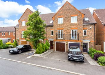 Thumbnail 3 bed terraced house to rent in Collard Close, Kenley