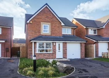Thumbnail 3 bed detached house for sale in Nuthatch Close, Winsford