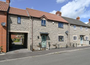 Thumbnail 4 bed link-detached house for sale in Middle Farm Close, Dauntsey, Chippenham