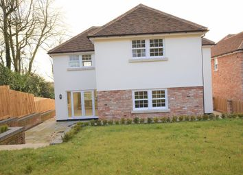 Thumbnail 4 bedroom detached house to rent in Colchester Road, White Colne, Colchester
