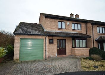 Thumbnail 3 bed semi-detached house to rent in Simmerson Drive, Carleton, Carlisle