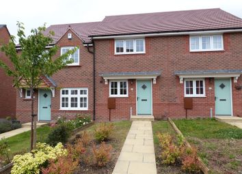 Thumbnail 2 bed semi-detached house to rent in Salford Way, Church Gresley, Swadlincote