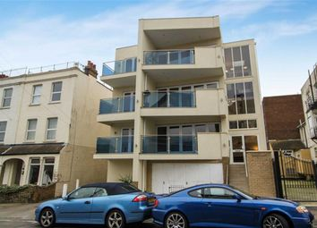 Thumbnail 2 bed flat for sale in Camper Road, Southend On Sea, Essex