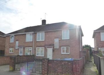 Thumbnail 4 bed semi-detached house to rent in Clarkson Road, Norwich