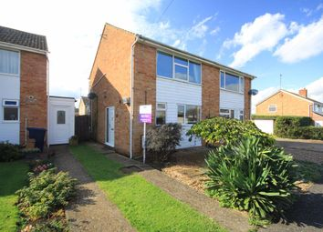 Thumbnail 3 bed semi-detached house to rent in Laburnum Way, St. Ives, Huntingdon