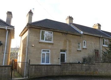 Thumbnail 4 bed end terrace house to rent in The Weal, Weston, Bath