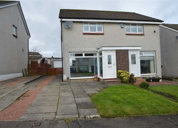 Thumbnail 2 bed semi-detached house for sale in Mossdale Gardens, Hamilton