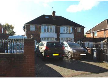 Thumbnail 3 bed semi-detached house for sale in Chester Road, Kingshurst, Birmingham