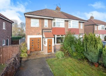 Thumbnail 3 bed semi-detached house to rent in Huntington Road, York
