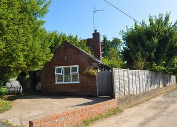 Thumbnail 2 bed detached bungalow for sale in Newtown Close, Andover