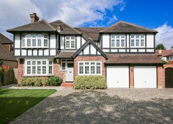 Thumbnail 5 bedroom detached house to rent in Braeside Avenue, Sevenoaks