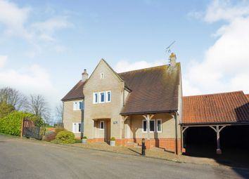 Thumbnail 4 bed detached house for sale in Blamsters Rise, Duton Hill, Dunmow