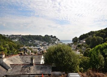 Thumbnail 2 bed semi-detached house for sale in Kenmore, West Looe Hill, Looe, Cornwall
