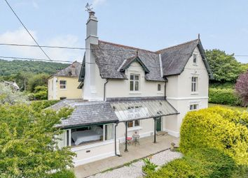 Thumbnail 5 bed detached house for sale in Lustleigh, Dartmoor National Park, Devon
