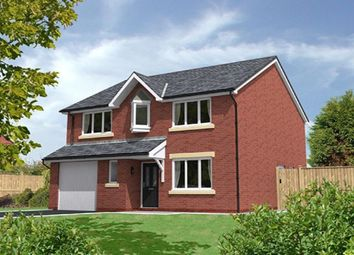 Thumbnail 4 bedroom detached house for sale in Scott, Marton Meadows, Cropper Road, Blackpool