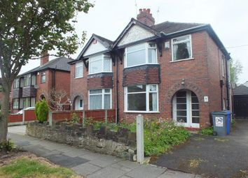 Thumbnail 3 bed semi-detached house for sale in Crossway Road, Sneyd Green, Stoke-On-Trent