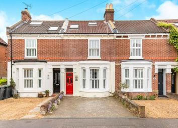 Thumbnail 4 bedroom terraced house for sale in Priddy's Hard, Gosport, Hampshire