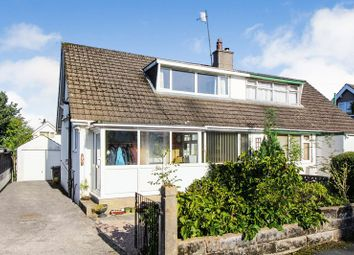 Thumbnail 2 bed semi-detached house for sale in Plantation Avenue, Arnside, Carnforth