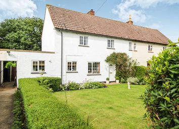 Thumbnail 3 bed end terrace house for sale in Church Lane, Hilton, Cambs