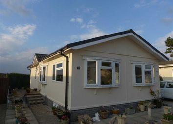 Thumbnail 2 bed mobile/park home for sale in Oaklands Park, Dorchester, Dorset