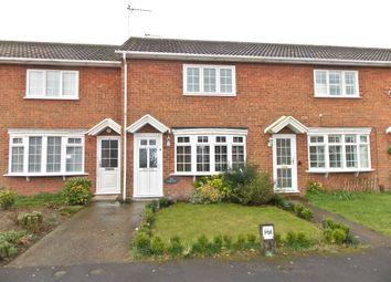 Thumbnail 2 bed terraced house to rent in Longcroft, Felixstowe